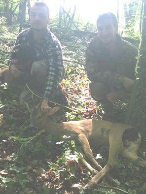 chasse des membres de Natur'arc