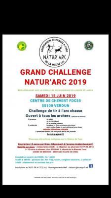 Challenge natur arc 2019